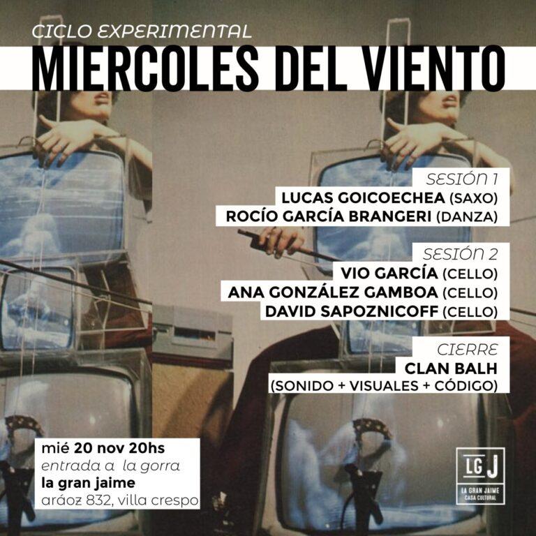 La Gran Jaime Palermo Recital
