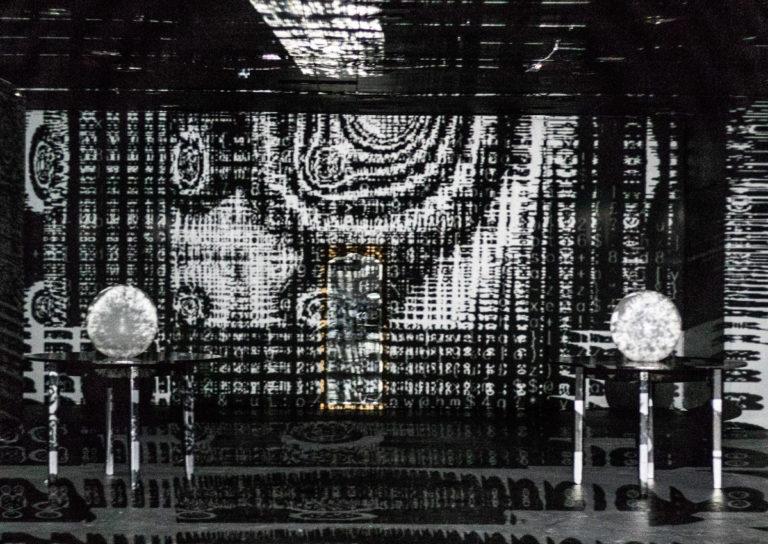 Metanoia Instalation by gg
