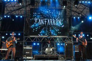 Fanfarrón en Tecnópolis 2012