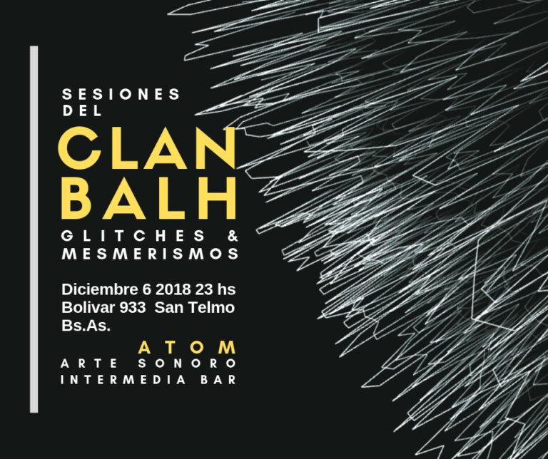 Clan BaLH en Atom San Telmo