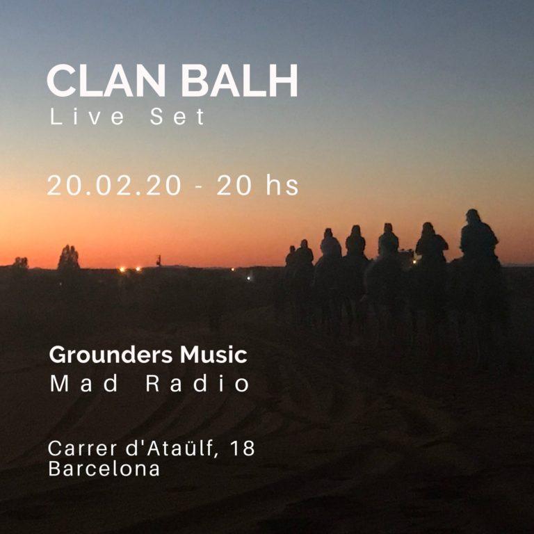 Clan Balache Barcelona 2020