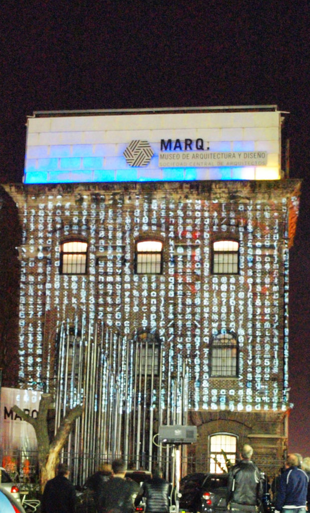 Museo MARQ 2015