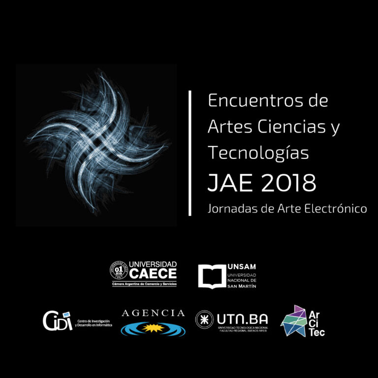 JAE Arte Electrónico CAECE UNSAM