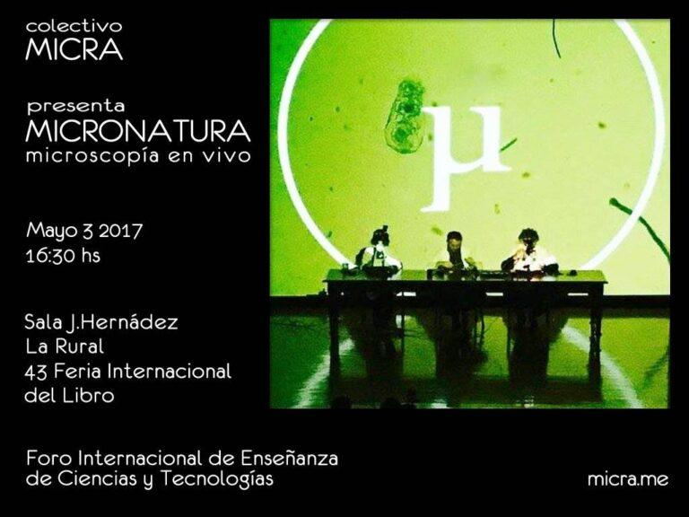 MICRA Feria del Libro 2017